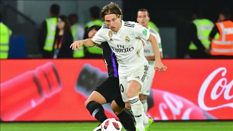 Modric muốn giải nghệ ở Real Madrid, dập tắt hy vọng của Inter hình ảnh