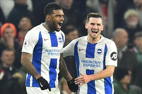 Arsenal 1-1 Brighton ghi ban