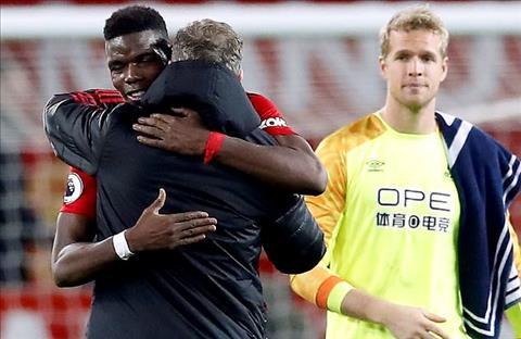 Ole Gunnar Solskjaer khen ngợi Paul Pogba là cầu thủ đẳng cấp hình ảnh