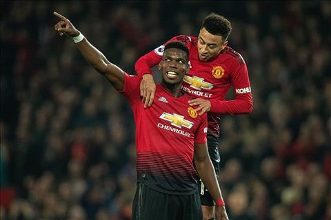 Mourinho cũng phải khó chịu với màn ăn mừng của Pogba  hình ảnh