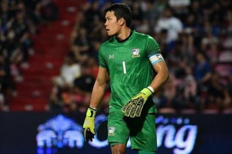 Thủ môn Kawin Thamsatchanan vẫn ám ảnh vì bàn thua trước Việt Nam hình ảnh