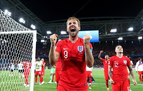 Doi tuyen Anh lot vao ban ket World Cup 2018