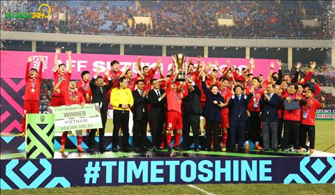 Báo Indonesia đánh giá Việt Nam cao nhất AFF Cup 2020 hình ảnh
