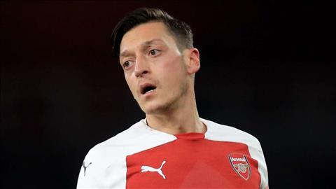 Juventus và Inter Milan muốn đưa Mesut Ozil rời Arsenal hình ảnh