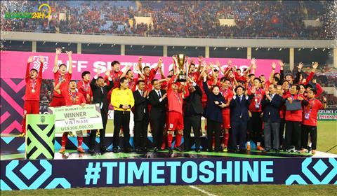 Vàng AFF Cup đến SEA Games (Kỳ 1) Vô địch chỉ là khởi đầu hình ảnh