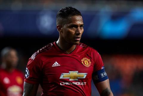 Chính thức Antonio Valencia chia tay MU vào mùa hè 2019 hình ảnh