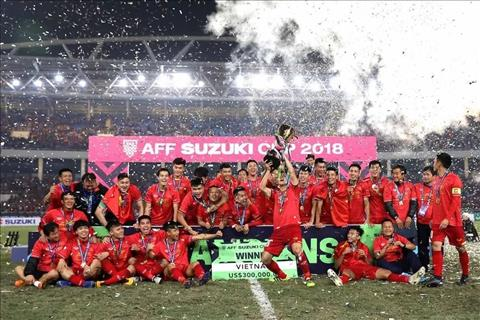 FOX Sports Asia tổng kết bóng đá Việt Nam 2018 hình ảnh