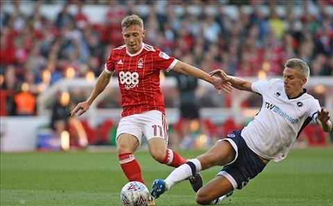Millwall vs Nottingham 22h00 ngày 2912 (Hạng nhất Anh 201819) hình ảnh
