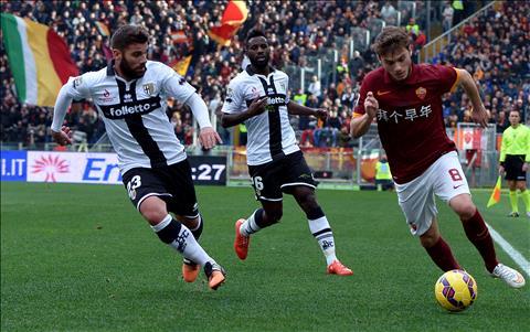 Parma vs Roma 0h00 ngày 1111 Serie A 201920 hình ảnh