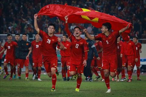 ĐT Việt Nam tại Asian Cup 2019 Nhỏ mà có võ hình ảnh