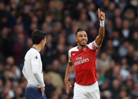 Aubameyang Nguồn cảm hứng giúp Arsenal thăng hoa hình ảnh 2