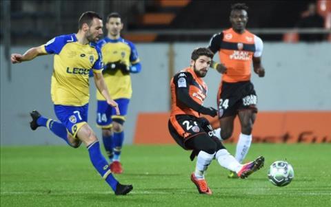 Auxerre vs Lorient 3h00 ngày 412 (Hạng 2 Pháp 201819) hình ảnh