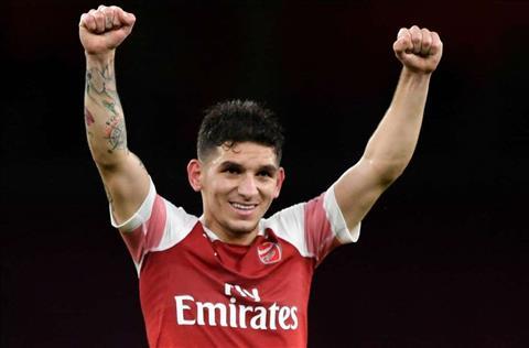 Lucas Torreira phát biểu về trận MU vs Arsenal hình ảnh