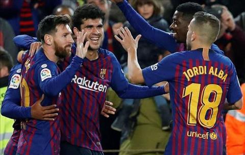 dư âm Barca 2-0 Villarreal Những lý do Blaugrana chiến thắng hình ảnh