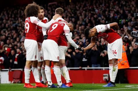 Dư âm Arsenal 4-2 Tottenham Bắc London lại về tay Pháo thủ hình ảnh 2