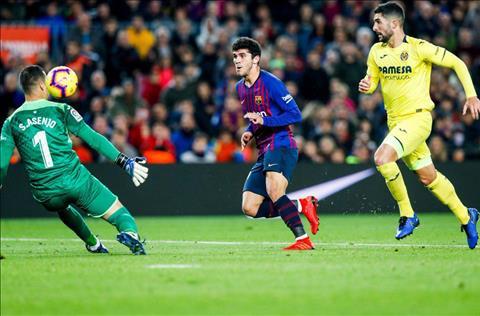 Barca 2-0 Villarreal Alena