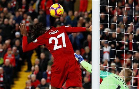Những con số biết nói sau trận đấu Liverpool 1-0 Everton hình ảnh