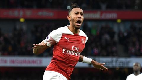 Ramsey so sánh Aubameyang với Henry sau màn vùi dập Spurs hình ảnh
