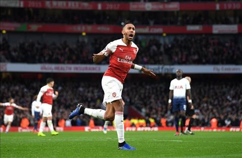 Ray Parlour ca ngợi Pierre-Emerick Aubameyang của Arsenal hình ảnh