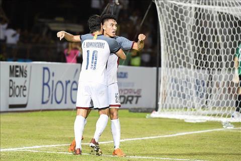 ĐT Philippines sẽ bay đường vòng để tới Hà Nội đá trận lượt về hình ảnh