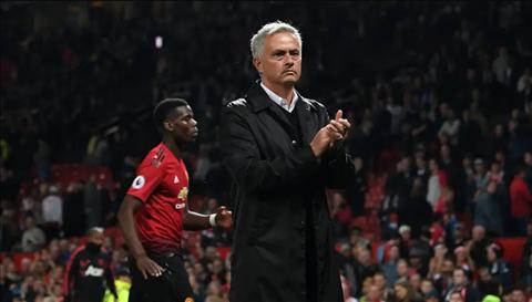 Manchester United sa thai HLV Jose Mourinho