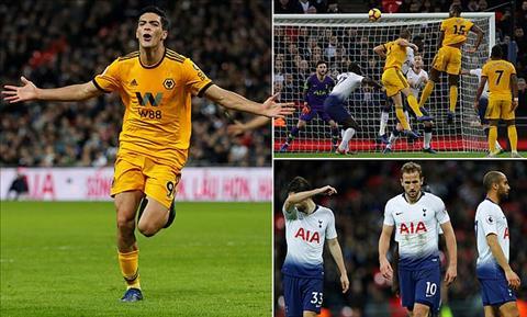 Dư âm Tottenham vs Wolverhampton Truyền thống tự bắn vào chân hình ảnh