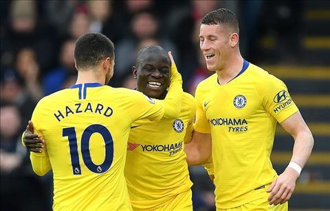 Maurizio Sarri phát biểu sau trận Crystal Palace 0-1 Chelsea hình ảnh