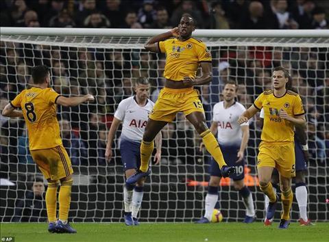 Tottenham 1-3 Wolves Spursy và truyền thống tự bắn vào chân mình hình ảnh 2