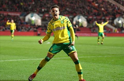 Max Aarons gia hạn hợp đồng với Norwich hình ảnh