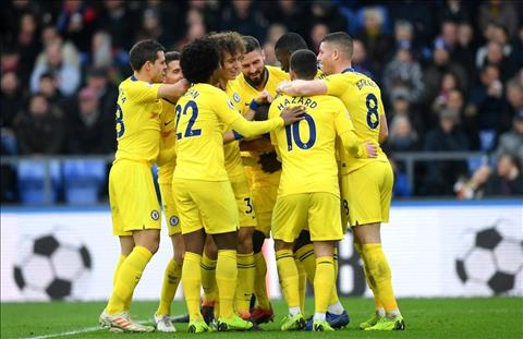 Chelsea thang Palace 1-0