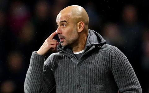 Coach Pap Guardiola talked about Man City's picture schedule
