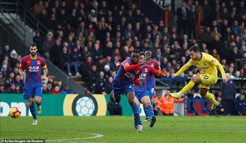 Crystal Palace 0-1 Chelsea Khi Sarri phải đau đầu vì Hazard hình ảnh 2