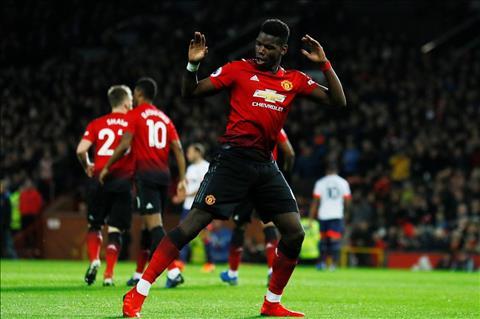 Pogba ăn mừng bàn thắng bị chỉ trích thiếu tôn trọng đối thủ  hình ảnh