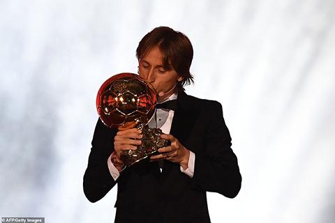 Diego Simeone nói về Quả bóng Vàng 2018 hình ảnh