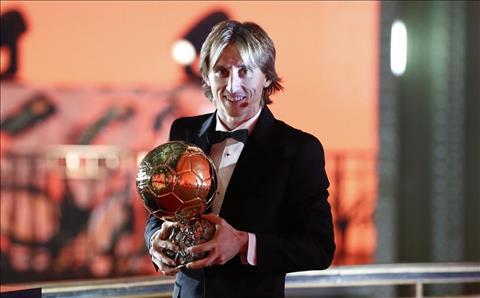 Messi không giành Quả bóng vàng 2018 con nợ của thần may mắn hình ảnh