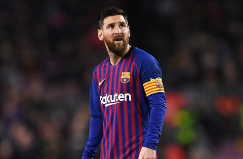 Messi truot Qua bong vang