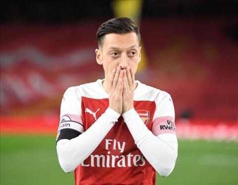 Arsenal bán Mesut Ozil nếu nhận được 25 triệu bảng hình ảnh