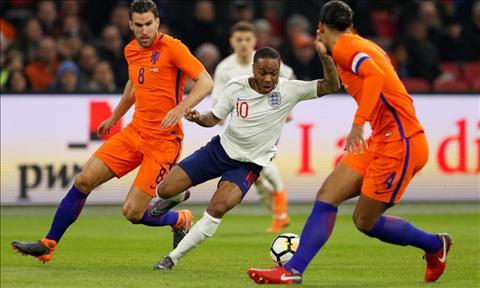 Anh vs Ha Lan ban ket UEFA Nations League