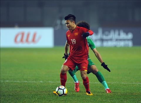 Thi đấu ấn tượng, Quang Hải được vinh danh trên trang chủ AFC hình ảnh