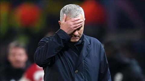 Mourinho MU cần phép màu để vào top 4 hình ảnh