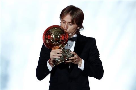 Quả Bóng Vàng 2018 chính thức thuộc về Luka Modric! hình ảnh 2