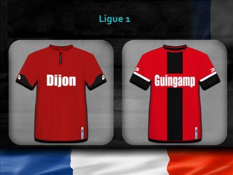 Dijon vs Guingamp 1h00 ngày 612 (Ligue 1 201819) hình ảnh