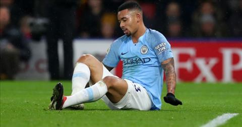 Man City thắng nhọc Watford Cơ hội cho Jesus, vấn đề cho Pep hình ảnh 2