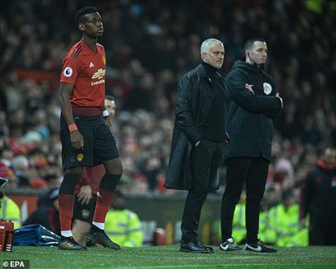 Mourinho giải thích Pogba và Lukaku ngồi dự bị trận MU vs Arsenal hình ảnh