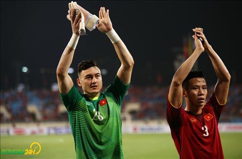 Bất ngờ với cân nặng tuyển thủ Việt Nam tham dự Asian Cup 2019 hình ảnh