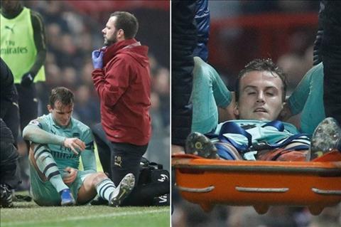 Cực sốc Rob Holding dính chấn thương nghỉ thi đấu 9 tháng hình ảnh