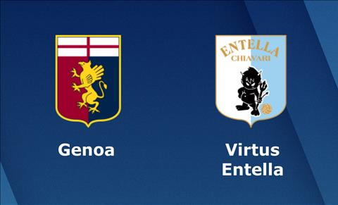 Genoa vs Entella 0h00 ngày 712 (Coppa Italia 201819) hình ảnh