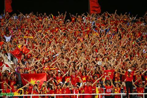 Việt Nam lập một kỷ lục AFF Cup 2018 tại Mỹ Đình hình ảnh