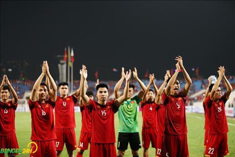 Dấu hiệu cho thấy ĐT Việt Nam sẽ vô địch AFF Cup 2018 hình ảnh