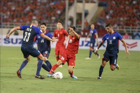 Kết quả Việt Nam vs Philippines bán kết lượt về AFF Cup 6122018 hình ảnh